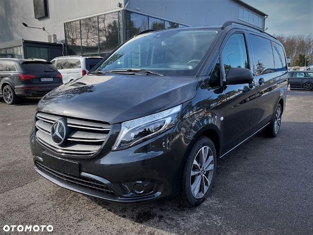 Mercedes-Benz Vito 119CDI 190KM Tourer Select długi / ILS LED / audio 30 / 8miejsc