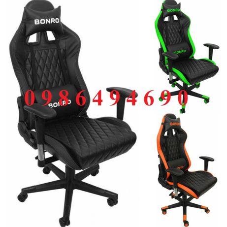 Геймерські крісла Кольори в наявності