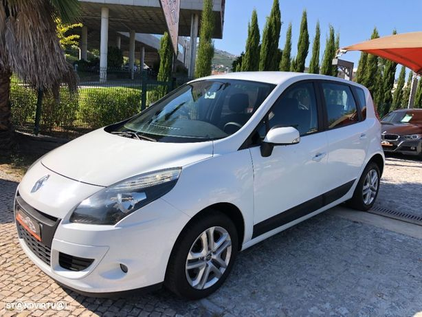 Renault Scénic 1.5 dCi Exclusive SS