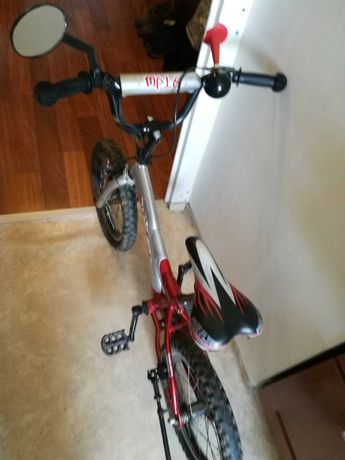Sprzedam rowerek dla dziecka MP16 Code kółka 18x2.125