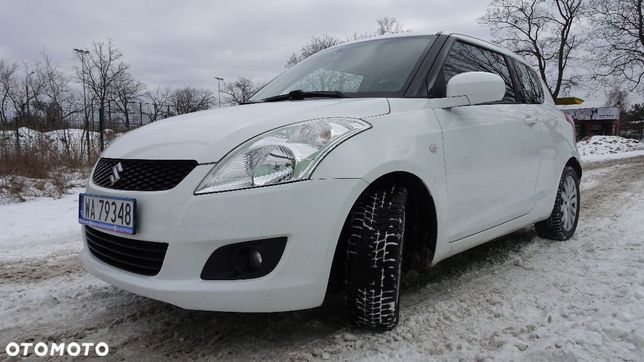Suzuki Swift 2011 rok, oferta prywatna