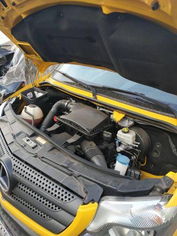 мотор двигатель 2.2cdi om651 Mercedes Sprinter 316