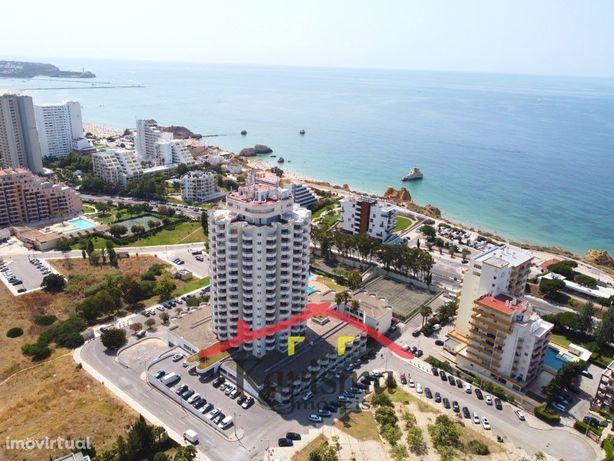 Apartamento T1 com vista mar   14º andar   A 150 metros d...