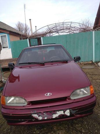 Автомобиль Ваз - 21140