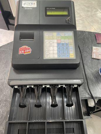 Pos reguistradora com impressora