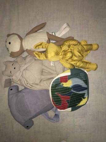 Zara baby , Zara kids , Детский рюкзак , детская сумочка