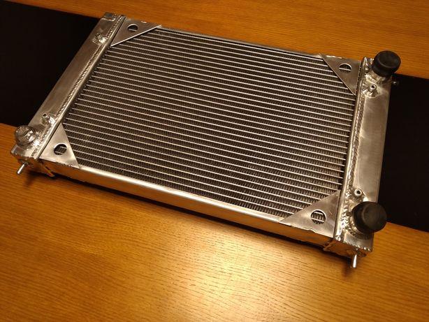Radiador Alumínio, VW, Corrado, Scirocco, Jetta, Golf GTI MK2