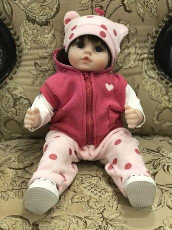 Пупс кукла реборн reborn НОВАЯ