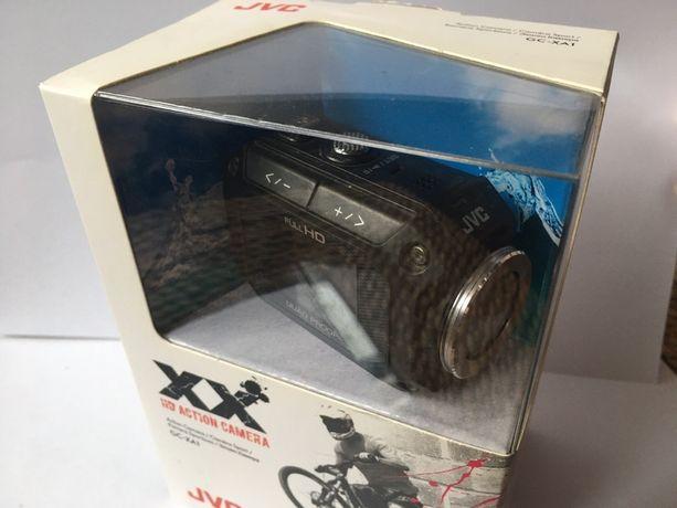 JVC GC-XA1 ADIXXION: wytrzymała miniaturowa kamerka sportowa Full HD