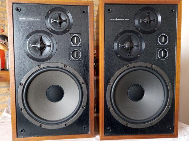 Kolumny Sony, Głośniki Sony, Sony Vintage. SS-5050, SS-7200 ULM, SS-G1