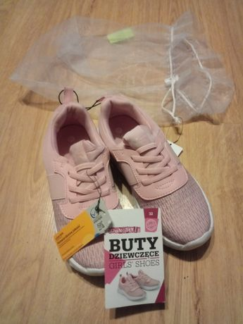 Buty dziewczęce roz 32