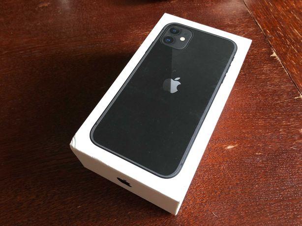 IPHONE 11 64 GB Pełna gwarancja Apple nowy nie włączany