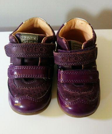 Buciki buty Geox dziewczynka 20cm 12,5-12,7cm