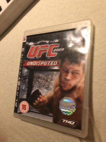 UFC Undisputed 2009 na PS3.