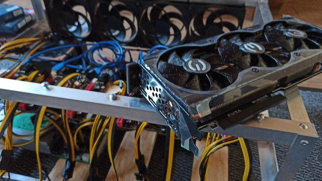 Mining Rig c/ 1 RTX 3070 (sem LHR)