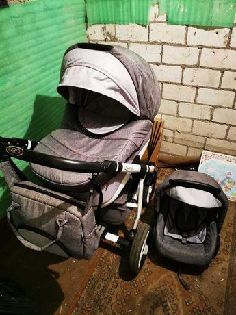 Wózek 3w1 Karex Quero