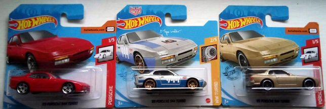 Hot-wheels Porshe
