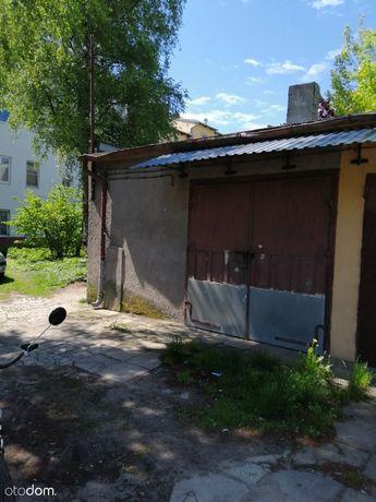 Garaż o powierzchni 28m2 w Koszalinie.