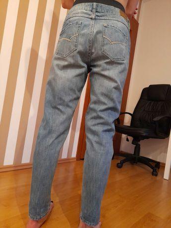 Spodnie boy friend r. S/36. Nie noszone