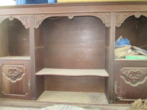 armario de sala de duas pecas
