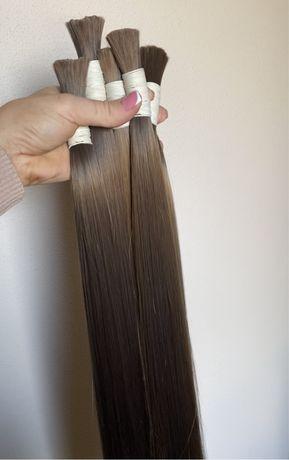 Волосы для наращивания срезы люкс в наличии