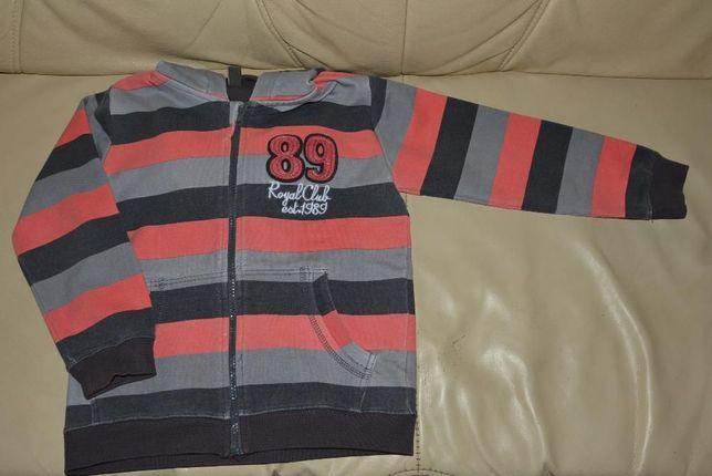 Bluza dresowa Besta Plus, rozmiar 116, dres, polar, sweter