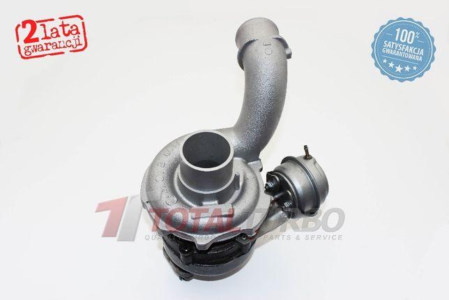 Turbosprężarka turbina Renault Avantime Espace III IV Laguna II 2.2dCi