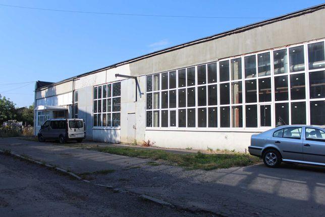 Частина виробничоі будівлі