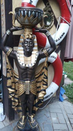 Posąg egipski