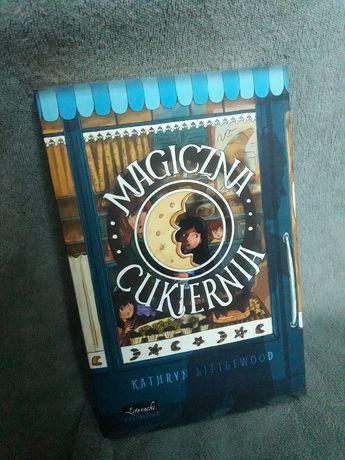 """Książka """"Magiczna cukiernia"""" Kathryn Littlewood"""