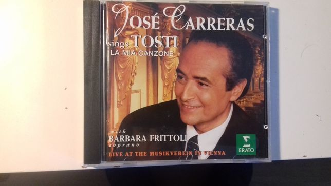 CD Original Jose Carreras Sings Tosti