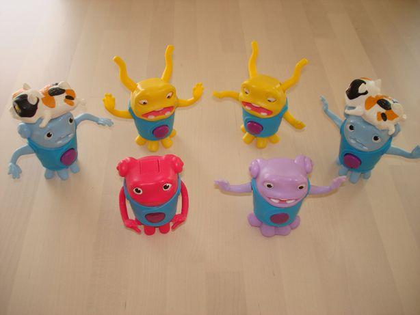 Bonecos Boovs Mcdonald's - 6 bonecos