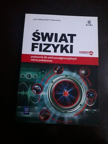 """Podręcznik Nowy do Fizyki """"Świat Fizyki"""""""