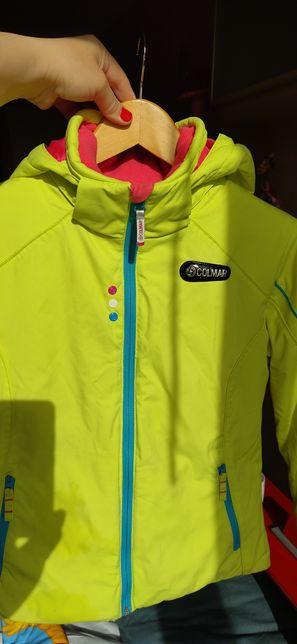 Лыжная куртка, пуховик