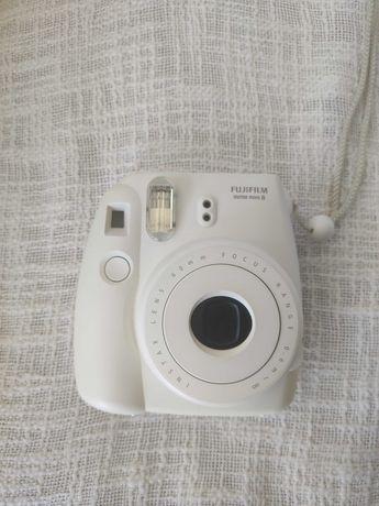 Máquina Fotográfica Instantânea Instax Mini 8 Branca
