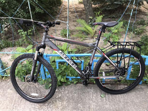 Велосипед carrera vengeance 6061 t6