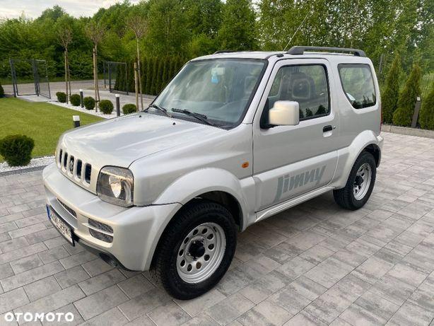 Suzuki Jimny 100% ORYGINAŁ * bezwypadkowy * zero korozji * idealny