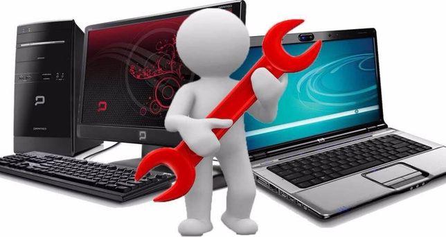 Naprawa Serwis Laptopów/komputerów , drukarek,telefonów odzyskiwanie
