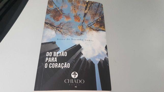 Livro do Betão para o Coração de Bruno Noronha