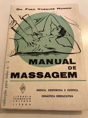 Manual de Massagem