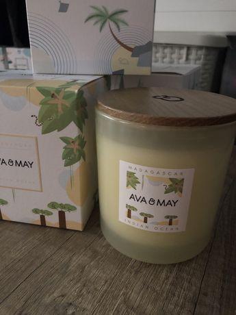 Świeca zapachowa Ava May Madagaskar