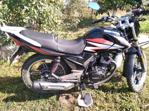 Продам мотоцикл Мустанг Регіон