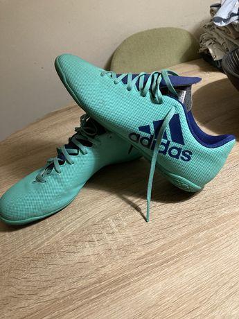 Sapatilhas Adidas x tango 17.4 Futsal
