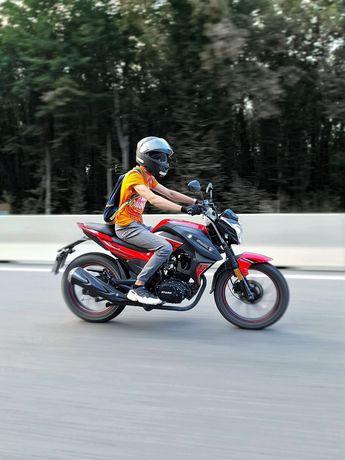 spark sp200r 28 мотоцикл
