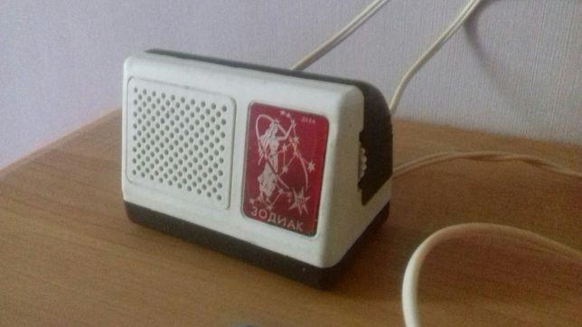 Продам радио зодиак. СССР