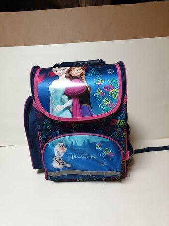 Plecak tornister Anna i Elza Frozen