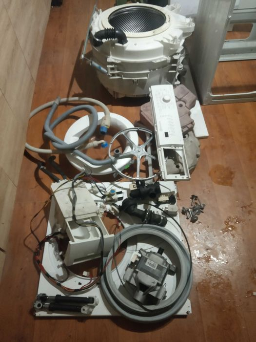 Продам запчастини пральної машини автомат Bauknecht WA Care 544Di Волочиск - изображение 1
