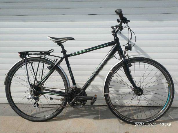 Велосипед алюминий дорожный 28 кассета Shimano Altus Германия Гарантия
