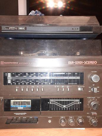 Радиотехника MR  5201