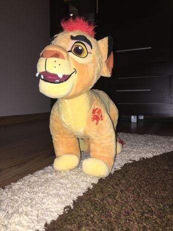 Kajon z lwiej straży maskotka